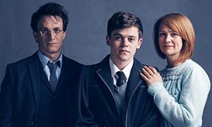 Гарри Поттер и Проклятое Дитя: Фотографии актеров и дата выхода книги
