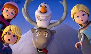Холодное Сердце Северное Сияние: Нас ждут короткометражки Лего