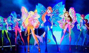 World of Winx: Новое превращение и первые кадры