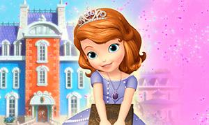 Игры девочек онлайн софия