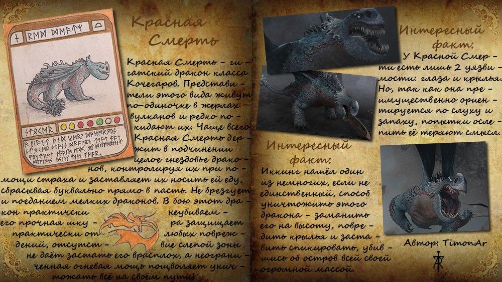как приручить дракона книга читать согласны