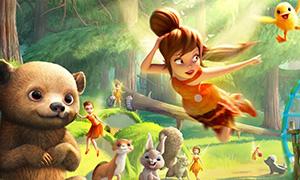 Игра феи Дисней: Животные долины фей