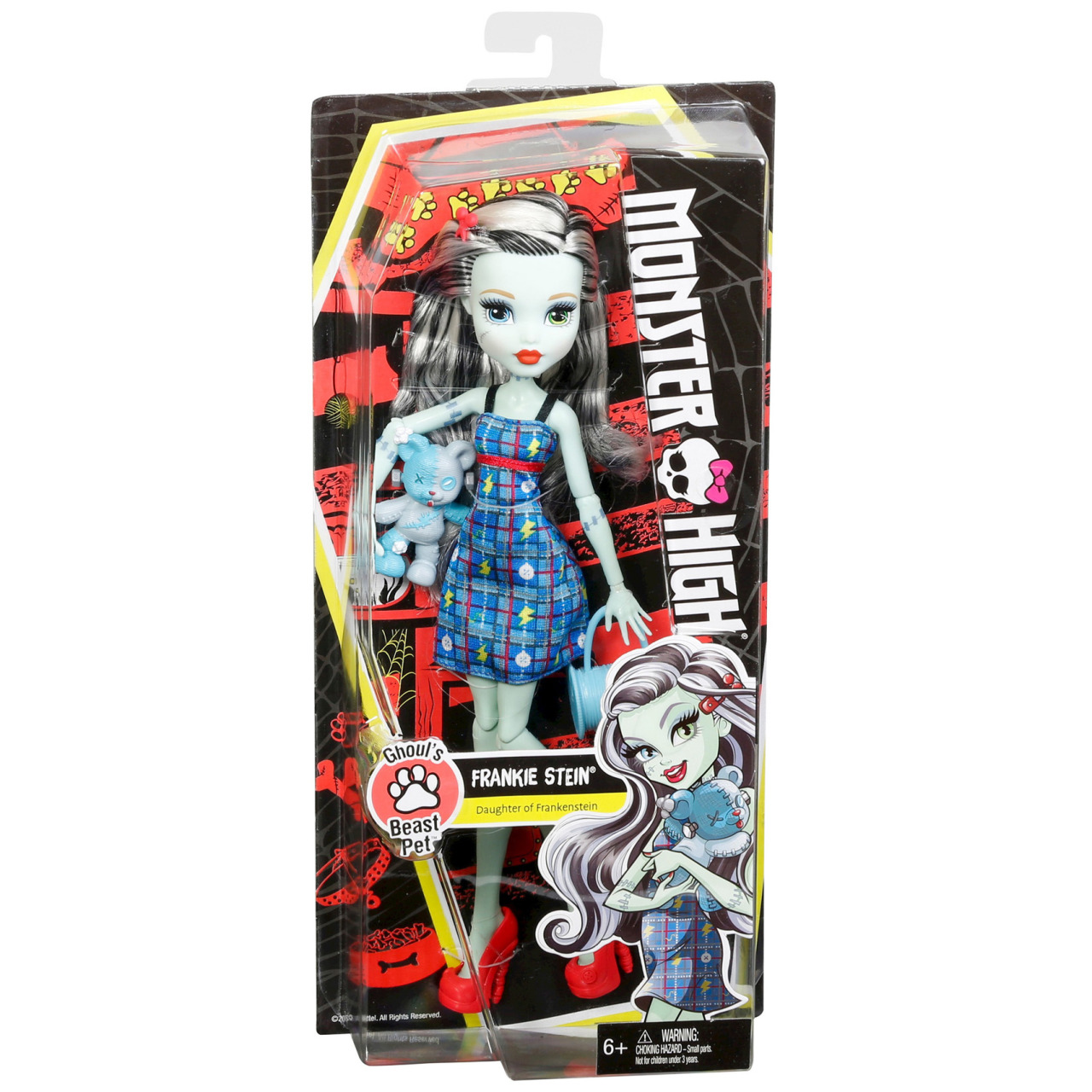 как выбрать куклу монстер хай