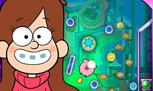 Игра Гравити Фолз: Пухля в компьютерной игре