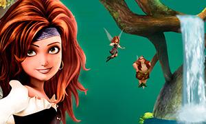 Игра: Приключения феи Зарины - алхимика пыльцы