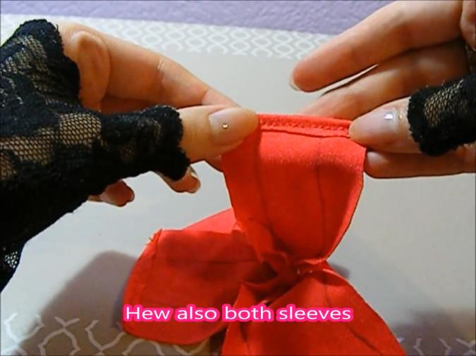 Как сшить костюм Леди Баг для куклы Монстер Хай и Эвер Афтер