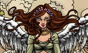 Игра: Создай своего ангела