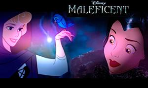 Видео: Трейлер Малефисенты с мультяшными принцессами Дисней