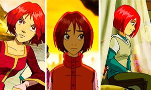 Чародейки WITCH: Анимации с Вилл в разных нарядах