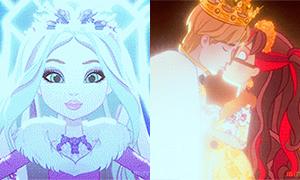 Эвер Афтер Хай: Заколдованная Зима - анимации