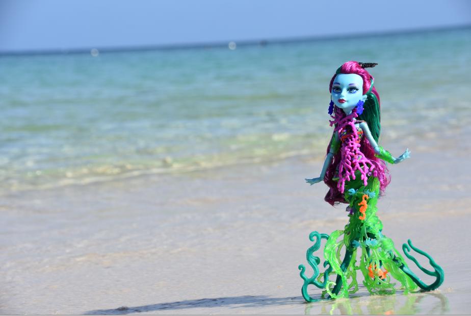 Great Scarrier Reef  Большой Кошмарный риф  Monster High