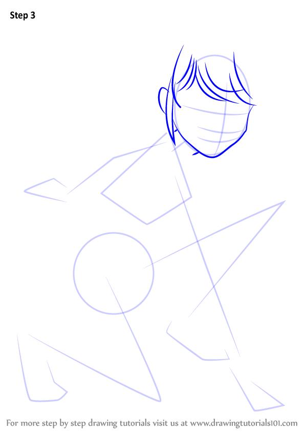 Как нарисовать леди баг своими руками 218