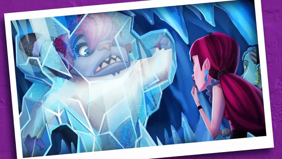 Monster High  Клуб любителей кукол Monster High
