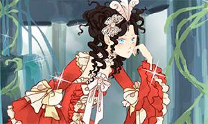 Игра для девочек: Мейкер красивого платья принцессы