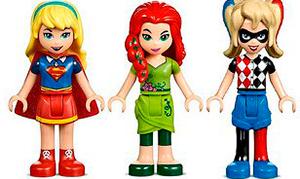 Интересная новинка Лего: DC Super Hero Girls