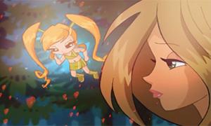 Видео клип Винкс: Флора и Гелия