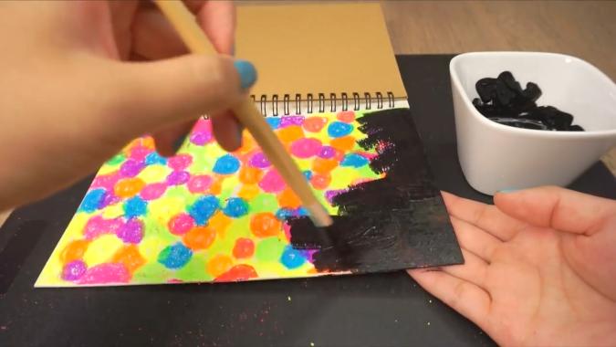 Как сделать волшебные поделки