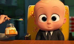 Трейлер нового мультфильма  DreamWorks: Босс Молокосос - Boss Baby