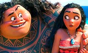 Моана: Превью песни Мауи