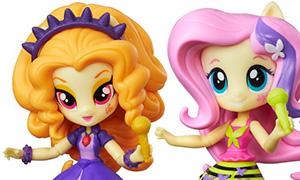 Новые фигурки Equestria Girls Minis Радужный Рок