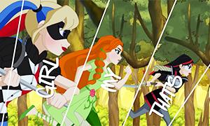 "DC Super Hero Girls и Fifth Harmony: Песня ""That's My Girl"""