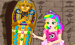 Игра принцесса Джульетта: Побег из музея