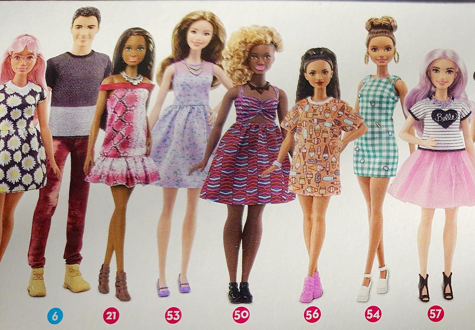 Барби самый новый серий 2017 года