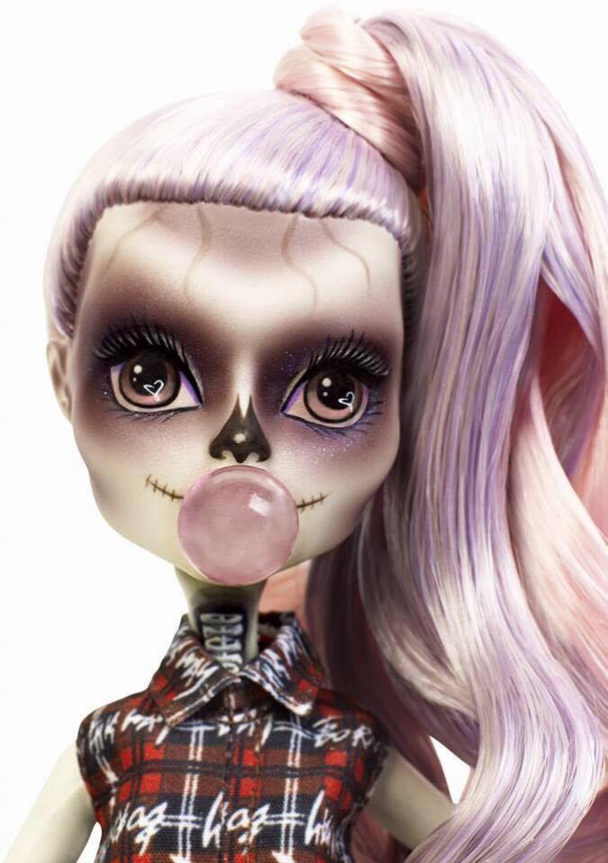 Новинка Монстер Хай: Кукла Леди Гага