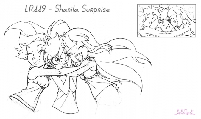 Lolirock Coloring Pages Coloring Pages