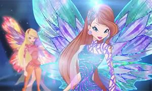 Винкс: Превью видео превращения Дримикс - Dreamix Winx