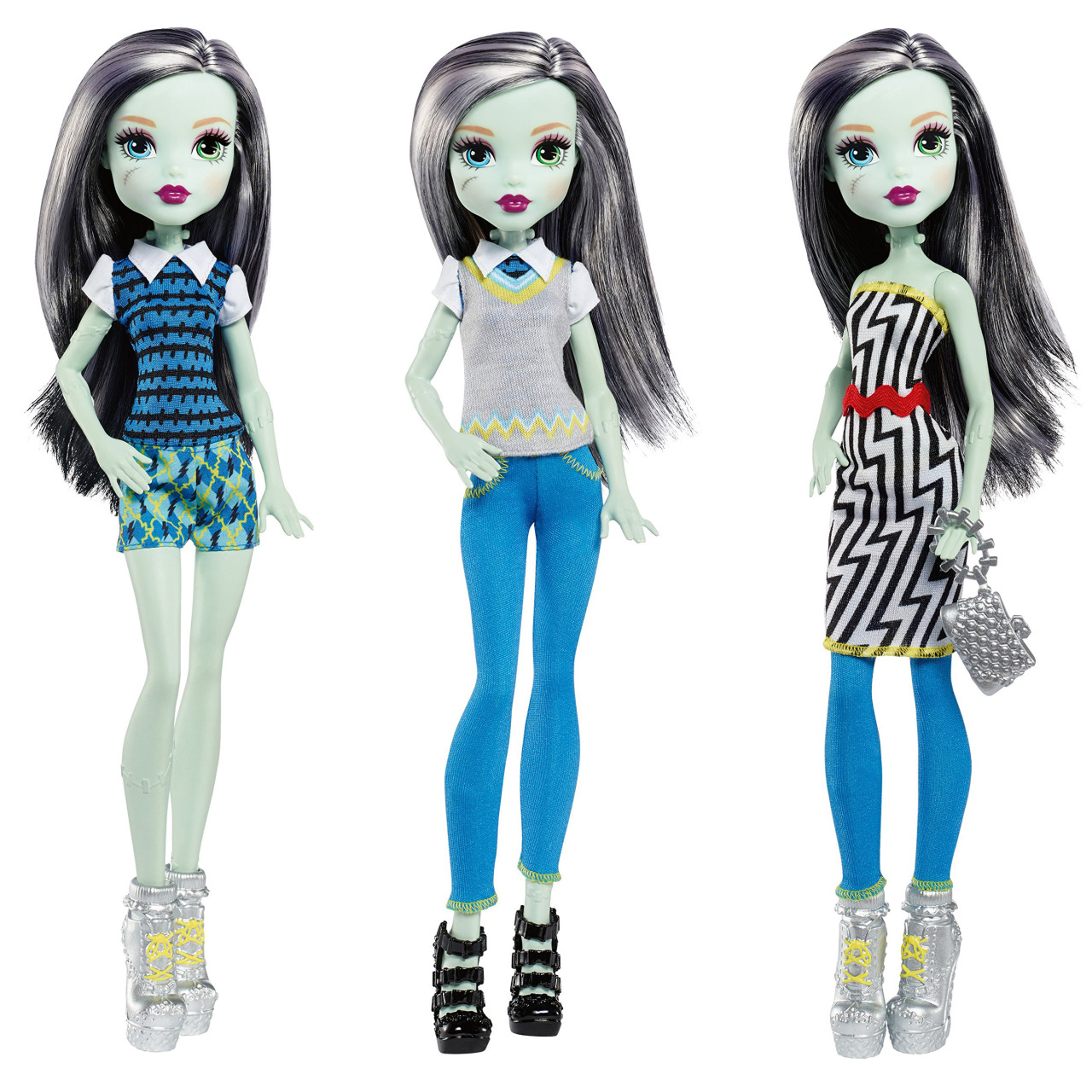 Куклы 2017 года монстер хай новые