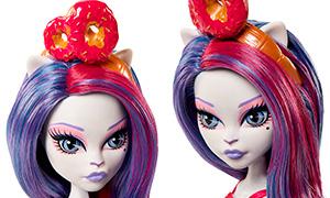 Новая десертная коллекция кукол Монстер Хай
