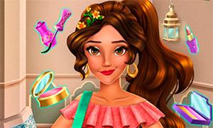 Игра: Реалистичное преображение для Елены - принцессы Авалора