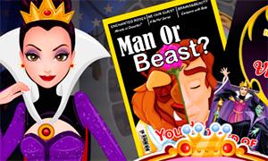 Игра: Журнал сплетен Злой Королевы