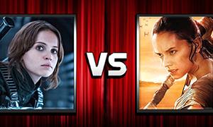 Голосуй: Джин или Рей?