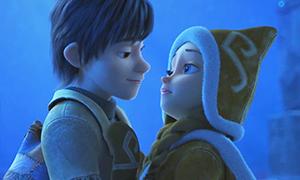 Снежная Королева 3: Песня «Пламя и Лёд»