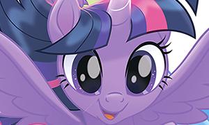 Полнометражный мультфильм My Little Pony: Обновленный дизайн пони