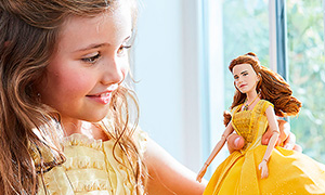 Куклы Красавица и Чудовище: Disney Film Collection