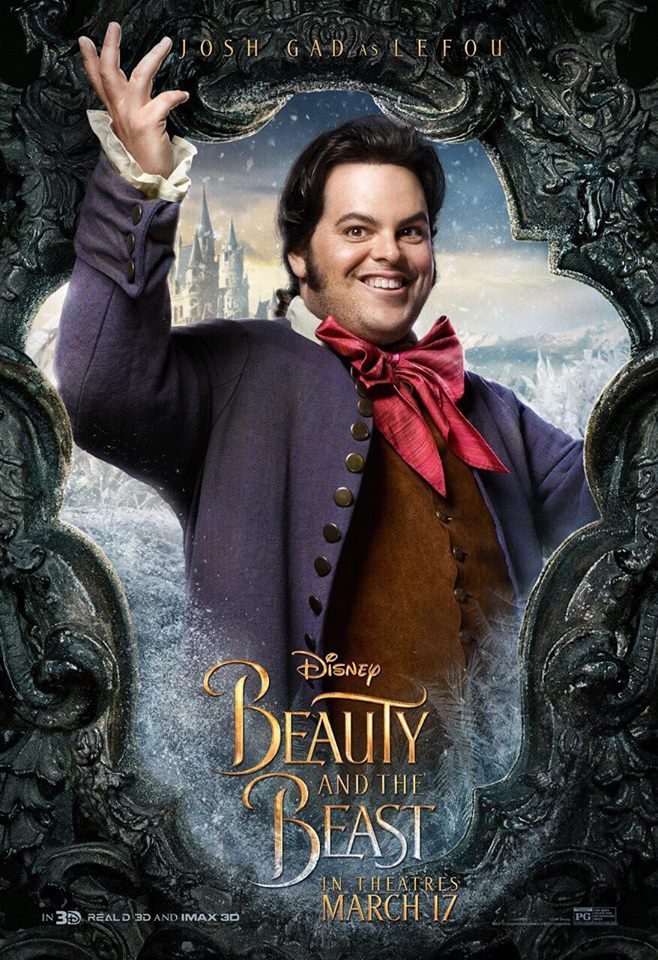 Live-action disney movie posters