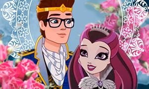 Эвер Афтер Хай: Картинки валентинки  с парами из мультфильма