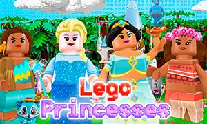 Игра: Лего Дисней Принцессы