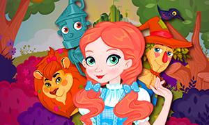 Игра: Приключения в стране Оз