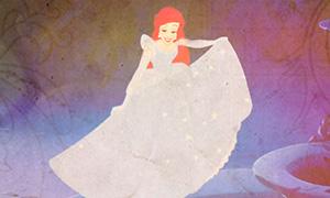 Кому из Дисней Принцесс больше идет платье Золушки?