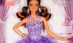 Новая коллекционная Барби - Barbie Quinceanera