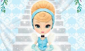 Куклы Pullip Дисней Принцессы: Золушка