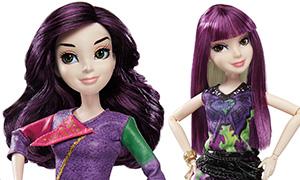 Куклы Мэл и Иви  по фильму