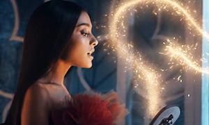 Ариана Гранде и Джон Ледженд: Официальный клип на песню Beauty and the Beast