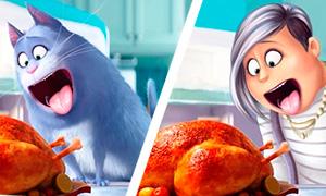Как выглядели бы животные из мультфильмов, если бы стали людьми