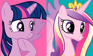 Мой маленький пони: Аватарки с пони для ВКонтакте