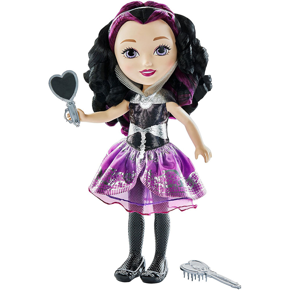 EVER AFTER HIGH RAVEN QUEEN DOLL BED REMAKE  YouTube